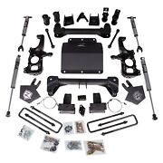 For Chevy Silverado 2500 Hd 20 Zone Offroad 5 Front And Rear Suspension Lift Kit