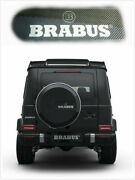 Brabus-style W463 Mercedes G500 Amg G55 G63 G65 Badge Emblem Spare Tire Cover