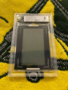 Aaron Rodgers 2008 Topps Mayo Mini Printing Plate Warm Grey 1/1 Packers