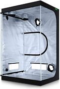 Hydroponic Grow Tent Observation Window And Floor Tray For Indoor Plant Growing