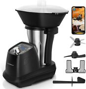 Aigostar Power Cook- Robot Of Kitchen Multifunction 1200w 12 Shows 36 Recipe