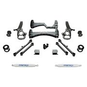 For Ram 1500 2019-2020 Fabtech K3093 6 Basic Front And Rear Suspension Lift Kit