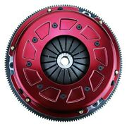 For Ford Mustang 1986-1995 Ram Clutches 60-2245n Pro Street Dual Disc Clutch Kit
