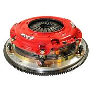 For Chevy Camaro 2012-2015 Mcleod Rxt Twin Disc Clutch Kit