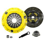 For Mazda Rx-7 1987-1991 Act Xtreme Street Single Disc Clutch Kit