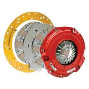 For Ford Mustang 2010-2014 Mcleod 6975-07 Rst Twin Disc Clutch Kit