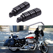 Motorcycle Highway Foot Pegs Rests Pedals For Kawasaki Versys 650 250 800 1000