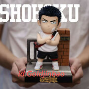Slam Dunk Hisashi Mitsui Resin Model Painted Statue Fattboy In Stock 21cm Anime