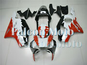 White Black Red Injection Fairing Fit For Honda Cbr900rr 954 2002 2003 Abs Oau