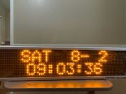 Signtronix Programmable Led-40 Interior Sign 40x 9.25 X 4.5
