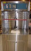 Jst Manufacturing Stainless Steel Chemical Workstation Fire Suppression System