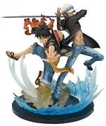 Monkey D Luffy And Trafalgar Law 5th Anniversary Edition One Piece Action Figure
