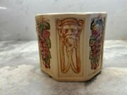 Antique Roma Jardiniere Planter Vase By Weller Pottery