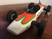 Vintage 70and039s Testors Sprite Special Gas Tether Indy 500 Race Car Made In Usa