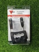 Trijicon Mro Slip-on Cover With Clear Lens Caps Black - Ac31021
