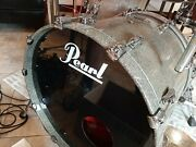 Pearl Reference Bass Drum 18x22 Granite Sparkle