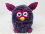 2012 Hasbro Furby Boom Voodoo Purple, Pink And Blue – Interactive Toy Tested Works