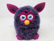 2012 Hasbro Furby Boom Voodoo Purple Pink And Blue Andndash Interactive Toy Tested Works