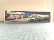 1990 Hess Toy Tanker Truck New In Box Lights And Sounds Never Displayed