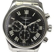 Longines Master Collection Chronograph Date L2.693.4 Self-winding Menand039s Watch