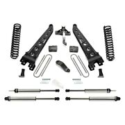 For Ford F-450 Super Duty 18 6 Radius Arm Front And Rear Suspension Lift Kit