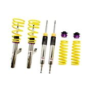 For Bmw 328i 07-10 Coilover Kit 1.2-2.3 X 0.9-2.1 V2 Inox-line Front And Rear