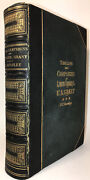 General Ulysses Grant First Edition 1868 Memoirs Personal Civil War Leather