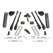 For Ford F-550 Super Duty 18-19 6 4 Link Front And Rear Suspension Lift Kit