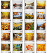Ambesonne Fall Concept Microfiber Tapestry Wall Hanging Decor In 5 Sizes