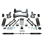 For Ram 1500 13-17 Fabtech K3055m 6 X 4 Basic Front And Rear Suspension Lift Kit