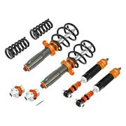 For Bmw 335i 12-15 Coilover Kit 0-2 X 0-2 Control Pfadt Series Front And Rear