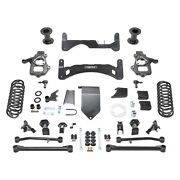 For Chevy Silverado 1500 17-18 Fabtech 6 Basic Front And Rear Suspension Lift Kit