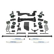 For Chevy Silverado 3500 Hd 07-10 Suspension Lift Kit 6 X 4 Performance Front