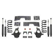 For Chevy Silverado 1500 Classic 07 4 X 6 Front And Rear Lowering Kit