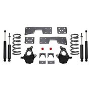 For Gmc Sierra 1500 Classic 07 4 X 6 Front And Rear Lowering Kit