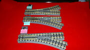 Mth Rail King - Real Trax Left/ Right Hand Switches 054 40-1055/1056 For Repair