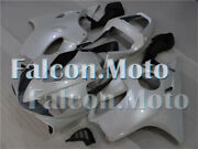 Pearl White Injection Plastic Fairing Fit For Honda 2001-2003 Cbr600 F4i Ade
