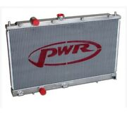 Pwr Fit Ford Mustang 68-70 Windsor With Auto Radiator