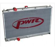 Pwr Fit Bmw E36 M3 '92-'98 42mm Radiator With Engine Oil Cooler Mounts