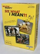 Playmonster Relative Insanity See What I Mean - Party Game New