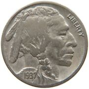 United States Nickel 1937 D A34 755
