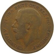 Great Britain Penny 1922 S60 677