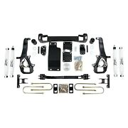 For Dodge Ram 1500 02-05 Zone Offroad 5 X 3 Front And Rear Suspension Lift Kit