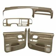 Coverlay 18-695c59f Light Brown Interior Accessories Kit For 95-96 Chevy Gmc