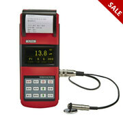 Wontest Mt2600 Paint Coating Thickness Gauge 2.7 Oled Screen W/ Two Probes Free