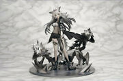 Anime Games Arknights Lappland 1/7 Scale Character Action Figure Collectible Toy
