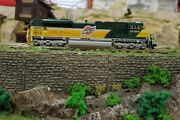 Overland Models N Scale Ba-1153-1. Up/candnw. Heritage Series.