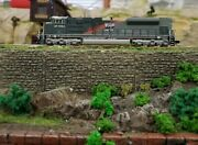 Overland Models N Scale Brass Ba-1151-1. Up/wp Heritage Series.