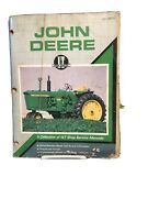 Vintage John Deere 10 20 And 30 Series Tractors Shop Manual Jd-203 Used Condition