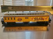 Roundhouse Ho Scale Pt Barnum And Jr Bailey